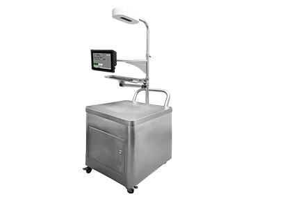 DIMScale自动尺寸及重量量测解决方案